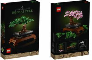 Brand New Lego Creator -Bonsai Tree- Botanical Collection 10281