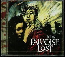 PARADISE LOST-ICON + 2 BNS TCK-CD-mydying bride-anathema-katatonia-amorphis