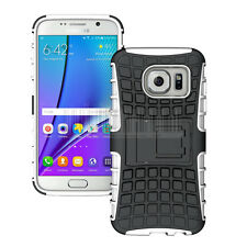 Hybrid Armor Protective Case Shockproof Stand Cover For Samsung Galaxy S7 G930