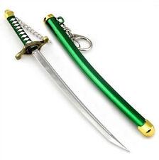 Bleach Ulquiorra cifer zanpakutou Bankai Katanas Sword Keychain Keyring New