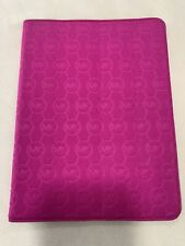 "Michael Kors Ipad Cover 9"" Hot Pink"