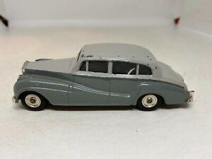 Dinky Toys 150 Rolls Royce Silver Wraith