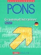 PONS Grammatiktrainer Deutsch von Christian Fandrych | Buch | gebraucht