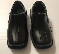 DEER STAGS Boys NEW Toddler Dress Shoes Wings Motivation Black Slip-on Size 5.5