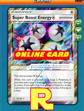 Super Boost Energy - Prism for Pokemon TCG Online ( DIGITAL ptcgo in Game Card)