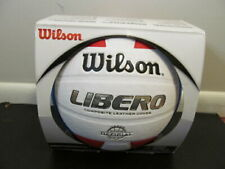 Wilson Libero Indoor Volleyball, Composite Leather