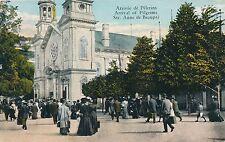 ST. ANNE DE BEAUPRE QC – Arrivee de Pelerins Arrival of Pilgrims - 1930