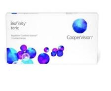 Biofinity Toric for Astigmatsim Monatslinsen , Night & Day von Cooper Vision 2x3