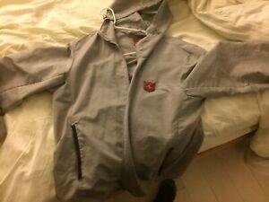 iliac golf grey jacket Bert Lamar medium