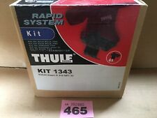 Thule Fitting Kit 1343 for SUZUKI Wagon R, 5-dr MPV, 03-07