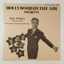 DICK POWELL Hollywood On The Air Presents LP Star Tone ST 202 US SEALED 2F