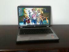 "HP Pavillion g7-1365dx A6-3420M @ 1.5GHz 4GB RAM 750GB HDD 17.3"" Laptop PC"