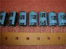 50 PCS 3300uF 6.3V TAITRON 105°C RADIAL Capacitors*