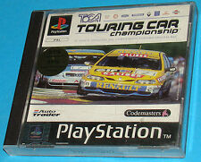 Toca Touring Car Championship - Sony Playstation - PS1 PSX - PAL