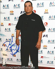 TV STAR DAVE HESTER SIGNED STORAGE WARS 8X10 PHOTO W/COA YUUUP PROOF B