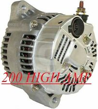TOYOTA MR2 200 AMP High Output HD ALTERNATOR 91 92 2.0 2.2 L with power steering