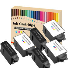 6 Compatible Advent 10 Ink Cartridge ABK10 & ACRL10 for A10 AW10 AWP10 Printer 2