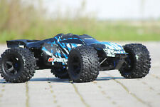 Traxxas 86086-4 Blue E-Revo Brushless 4WD 2.4GHz Tqi ( Tsm ) V2.0 New IN Boxed