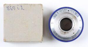 vintage Gauthier Prontormat-S 565i2 camera shutter, stops 2.8-22, boxed