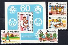 Tansania:60 Jahre Pfadfinderinnen