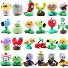 Plants vs Zombies Figure Characters Toy 20cm Plush toys Unbranded