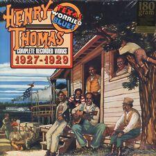 HENRY THOMAS Texas Worried Blues 1927-1929 YAZOO RECORDS Sealed 180 Gram 2xLP