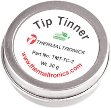 Thermaltronics Tmt-Tc-2 Lead Free Tip Tinner 20g in 0.8oz Container Other Solder