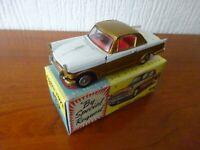 TRIUMPH HERALD COUPE  - CORGI 231 - Die cast model - BOXED - SEE PHOTOS.