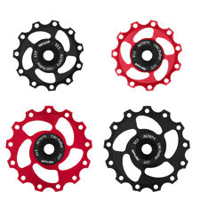 GUB Schaltwerkrollen 11 13 Zahn Leitrollen Schaltrollen Fahrrad Bike eBike Alu