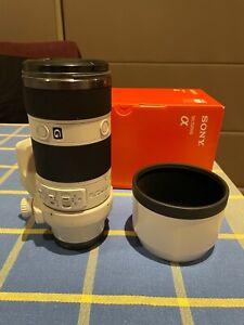 Sony SEL 70-200mm f/4.0 FE G OSS Lens