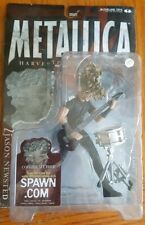 METALLICA band ACTION FIGURE 2001 MCFARLANE TOYS Jason Newsted