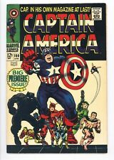 Captain America #100 Vol 1 Beautiful High Grade Black Panther Appearance
