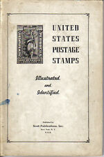 SCOTTS US STAMPS ILLUSTRATED--1939