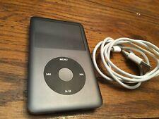 Apple iPod classic 5th Generation 120GB - Black