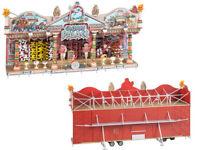 Faller 140119 Losbude Caesars Palace Kirmes Jahrmarkt Epoche V H0 Bausatz Neu