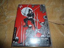 The Samurai Trilogy (Criterion Collection) (1954-1956) [3 Disc DVD]