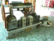 More details for chassis with speaker for bush dac90a radio. see description. tested working
