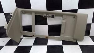 2003 - 2007 HUMMER H2 FRONT RIGHT DASH GLOVE BOX PANEL FRAME TRIM COVER OEM