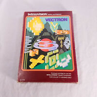 Complete In Box Intellivision Vectron in protective sleeve TESTED & GUARANTEED!
