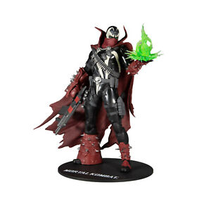 Mortal Kombat Actionfigur Commando Spawn - Dark Ages Skin 30 cm - McFarlane Toys