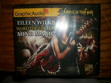 Graphic Audio BK 12   World of the Lupi Mind Magic Eileen Wilks  7 CD's