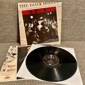 Roxette - Look Sharp!, Parlophone 064-79 1098 1, EU, Vinyl LP, OIS, Pop, Rock