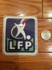 "LFP FRENCH LEAGUE FOOTBALL PATCH 3.5""X3.25"" 2002 2004"