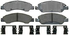 Disc Brake Pad-Ceramic Front ACDelco 17D1367CH