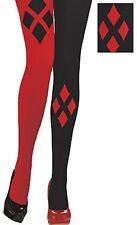 Batman Harley Quinn Tights Adult One Size 1 Pair
