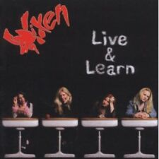 Vixen - Live & Learn CD NEU