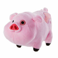 """Gravity Falls Waddles The Pink Pig 7"""" Stuffed Animal Plush Toy Doll Pillow Gift"""