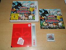 NINTENDO 3DS - Super Pokemon Rumble - deutsches original & sehr guter Zustand
