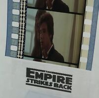 STAR WARS: EMPIRE STRIKES BACK Film Strip (5 Cells) HAN SOLO & CHEWBACCA @BESPIN