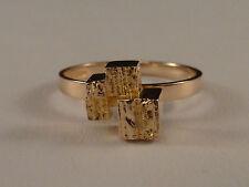 Lapponia Ringe Echtschmuck aus Gelbgold für Damen